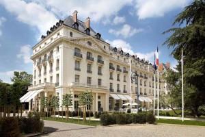 Waldorf Astoria Hotel Trianon Palace in Versaille