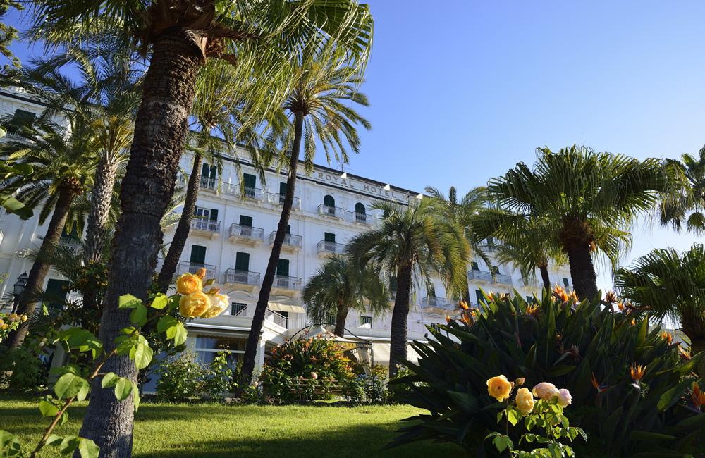Die schönsten Hotelparks