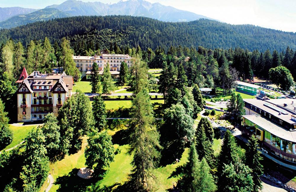 Schoensten Hotelparks
