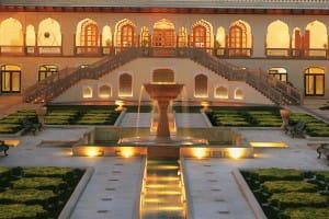 Rambagh Palace Indien Jaipur