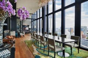 Regency Hyatt Düsseldorf regency club lounge